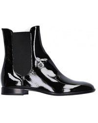 Agl Attilio Giusti Leombruni Patent leather ankle boot Boots - Noir