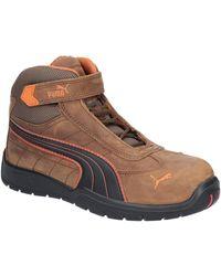 PUMA Boots Indy Mid - Marron
