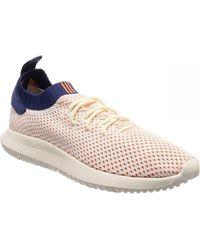 adidas Tubular Shadow Primeknit Sneakers Basses Homme 40 EU Baskets - Multicolore