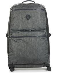 Kipling City Spinner L Soft Suitcase - Grey