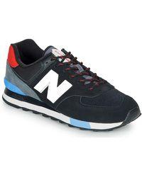 New Balance Lage Sneakers 574 - Zwart