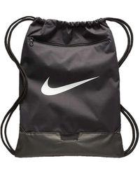 Nike Sac à dos Brasilia Gymsack 9.0 BA5953-010 - Noir