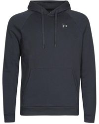 Under Armour Sweater Rival Fleece - Zwart