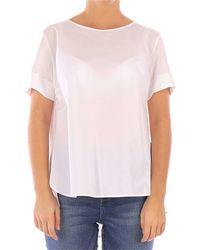 Manila Grace CATIA Blouses blanc Blouses - Multicolore