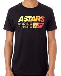 Alpinestars Black Pacer T-shirt T Shirt