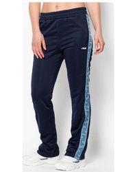 Fila Trainingsbroek Women Thora Track Pants - Blauw