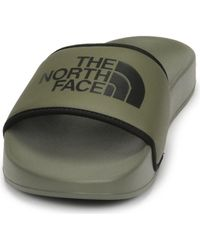 The North Face Claquettes - Vert