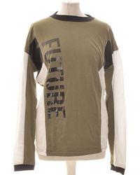 ASOS T-shirt Manches Longues 38 - T2 - M T-shirt - Vert