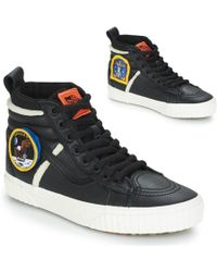 a7d3ff67d739 Vans Atwood Hi Mte Women s Shoes (high-top Trainers) In Black in ...