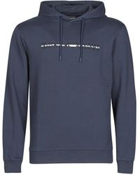 Emporio Armani Sweater Denys - Blauw