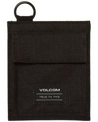 Volcom Voltical Wallet Pochette - Noir