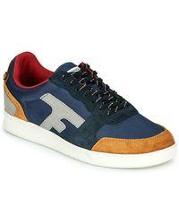 Faguo Lage Sneakers Hazel - Blauw