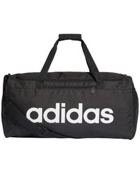 adidas Sac de sport LIN DUFFLE XS - Noir