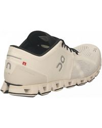 On Chaussures CLOUD X - Blanc