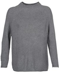 Betty London - Fissine Women's Sweater In Grey - Lyst