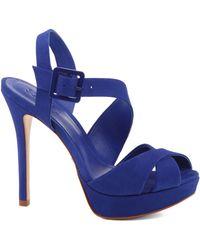 Schutz Sandalias Sandálias Sinuous Klein - Azul