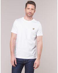 Lyle & Scott Camiseta FAFARLITE - Blanco