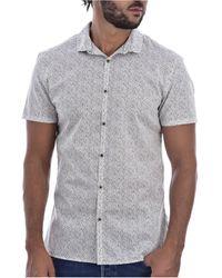 Teddy Smith Camisas 10714514DS20 - Hombres - Blanco
