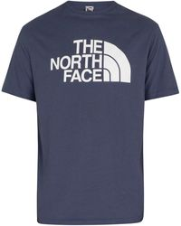 The North Face T-shirt demi-dôme T-shirt - Bleu