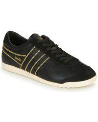 Gola Sneakers Bullet Lustre Shimmer - Zwart