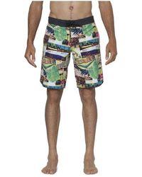 O'neill Sportswear Billboard Boardies hommes Maillots de bain en Multicolor - Multicolore