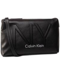 Calvin Klein K60k606493 Shoulder Bag - Black