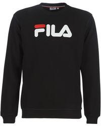 Fila Sweater Pure Crew Sweat - Zwart