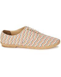 Petite Mendigote SIZERIN femmes Chaussures en Multicolor - Multicolore