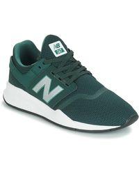 New Balance Lage Sneakers Ms247 - Groen