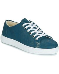 Dream in Green - Jakanis Women's Shoes (trainers) In Blue - Lyst