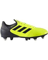 pretty nice f401f dd44d adidas - Copa 172 Sg Mens Football Boots In Black - Lyst