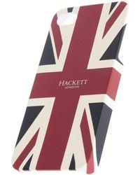 Hackett Funda movil Carcasa iPhone 4 Hackett - Azul