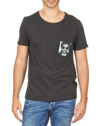 ELEVEN PARIS LENNYPOCK T-shirt - Noir