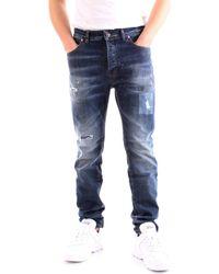John Richmond Jeans RMP20247JE - Azul