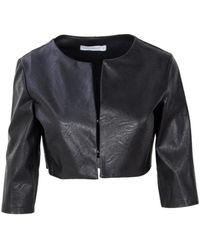 Rinascimento - CFC0094077003/CFC0085059003 femmes Veste en Noir - Lyst
