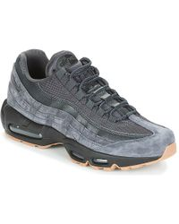 e5a565c5eff Nike Air Max 98 Men s Shoes (trainers) In Grey in Gray for Men - Lyst