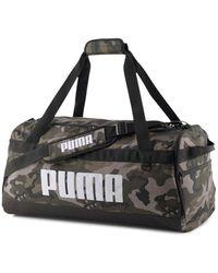 PUMA Bolsa de deporte Challenger Duffel Bag M - Verde