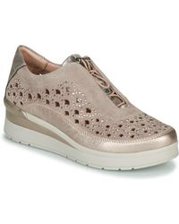 Stonefly Lage Sneakers Cream 22 - Naturel