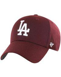 47 Brand Pet Los Angeles Dodgers Cap - Rood