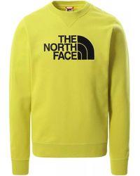 The North Face Jersey Sweatshirt classique - Amarillo