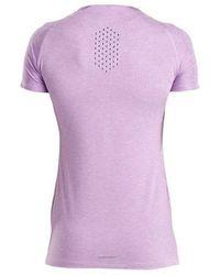 Saucony SAW800262 T-shirt - Violet
