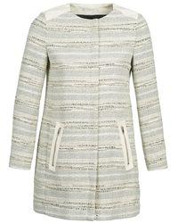 Esprit | Sundi Women's Coat In Grey | Lyst