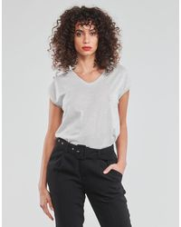 ONLY Blusa ONLSILVERY - Metálico