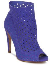 BOURNE RITA femmes Boots en bleu