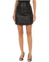 Armani Jeans Mini-jupe - Noir