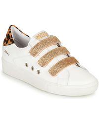 Semerdjian Sneakers Basse Garbis - Bianco