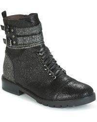 Mam'Zelle Laarzen Yenca - Zwart