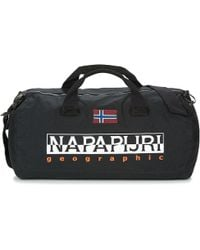 Napapijri | Bering Men's Travel Bag In Black | Lyst