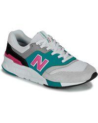 New Balance Lage Sneakers 997 - Grijs