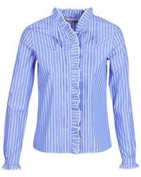 Maison Scotch - Overhemd Long Sleeves Shirt - Lyst